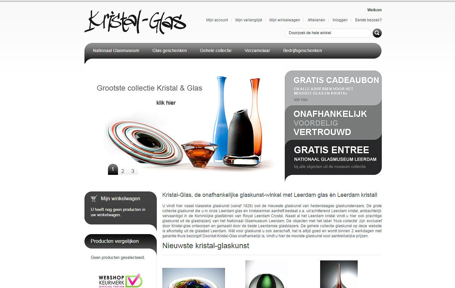 magento kristal-glas