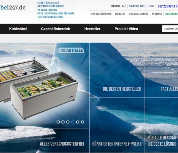 Kühlmöbel247.de